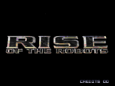 Rise of the Robots screenshot
