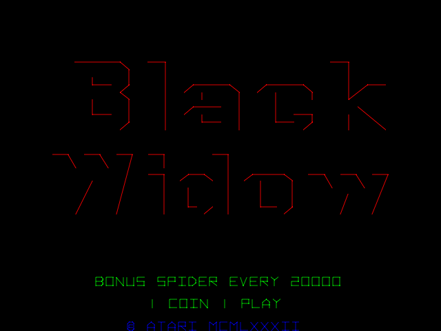 Black Widow screenshot