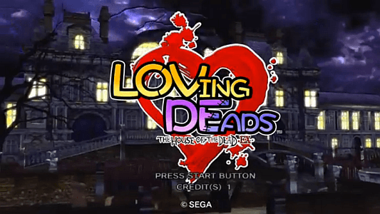 Loving Deads - The House of the Dead EX screenshot