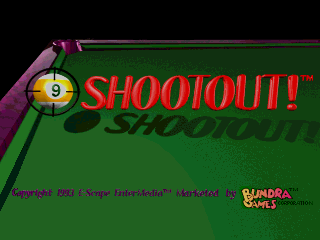 9-Ball Shootout! screenshot