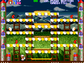 Super Burger Time screenshot