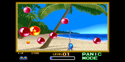 Super Buster Bros. screenshot