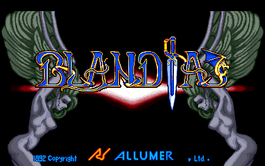Blandia screenshot