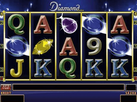 Merkur Diamond Casino screenshot