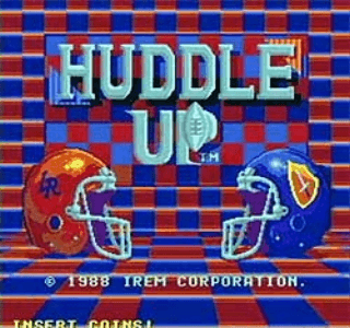 Huddle Up screenshot