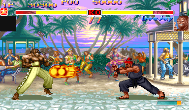 Super Street Fighter II X - Grand Master Challenge [Green Board] screenshot