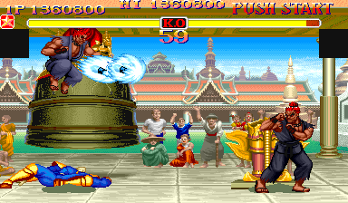 Super Street Fighter Ii X Grand Master Challenge Capcom Cps Ii
