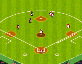 Super World Stadium '92 screenshot