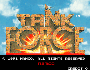 Tank Force screenshot