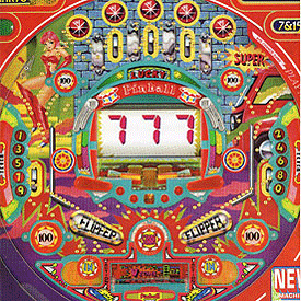 Fever Pinball screenshot