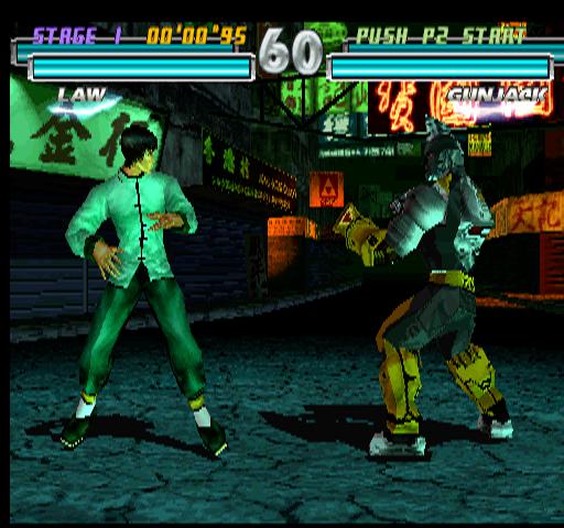 Tekken Tag Tournament Arcade Video Game By Namco 1999