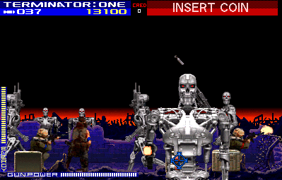 Terminator 2 - Judgment Day screenshot