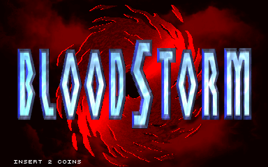 Blood Storm screenshot