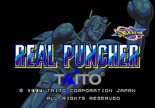 Real Puncher screenshot