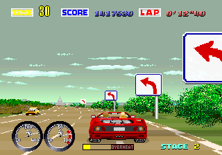 Outrun 2006 mame rom