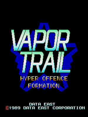 Vapor Trail - Hyper Offence Formation screenshot