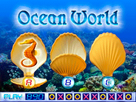 Ocean World screenshot