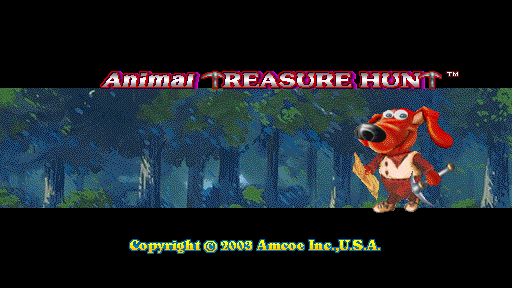 Animal Treasure Hunt screenshot