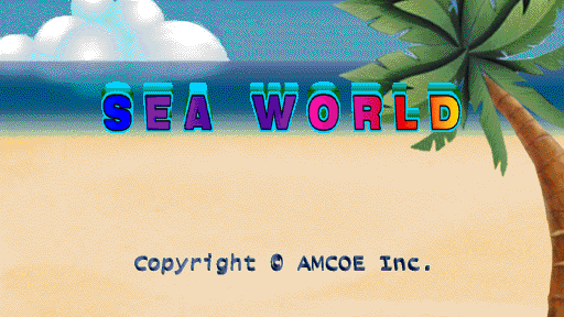 Sea World screenshot