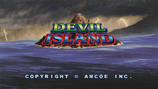 Devil Island screenshot