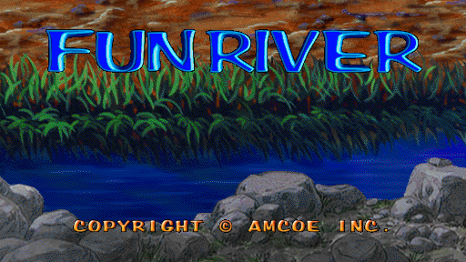 Fun River screenshot