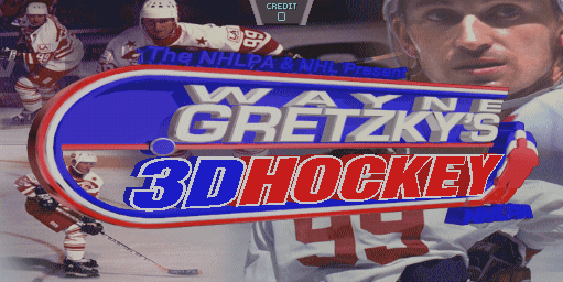 Wayne Gretzky's 3D Hockey screenshot