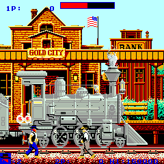 Western Express screenshot