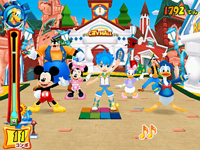 Disney Magical Dance on Dream Stage screenshot