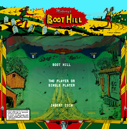 Boot Hill [No. 612] screenshot
