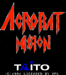 Acrobat Mission [Model AM91073] screenshot