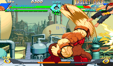 X-Men vs. Street Fighter [Green Board] screenshot