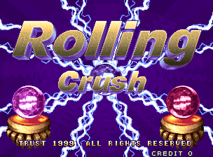 Rolling Crush screenshot