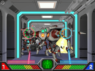 Battle-Police screenshot