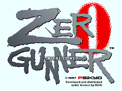 Zer0 Gunner [Model A] screenshot