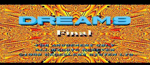Dream 9 Final screenshot