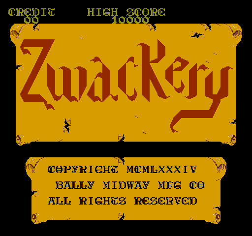 Zwackery [Model 385] screenshot