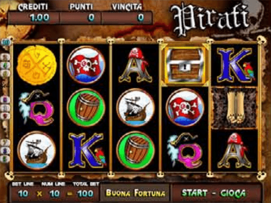 Pirati screenshot