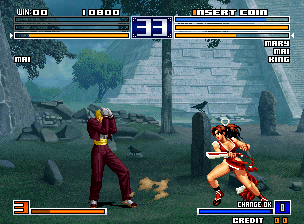 The King of Fighters 2003 [Model NGM-271] screenshot
