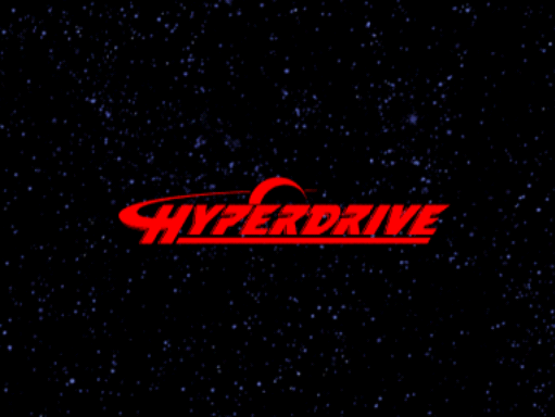 Hyperdrive screenshot