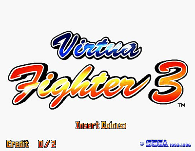 Virtua Fighter 3 screenshot