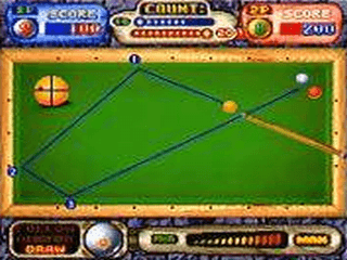 3 Cushion Billiard screenshot