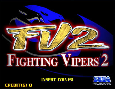 FV2 - Fighting Vipers 2 screenshot