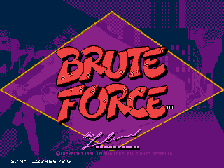 Brute Force screenshot