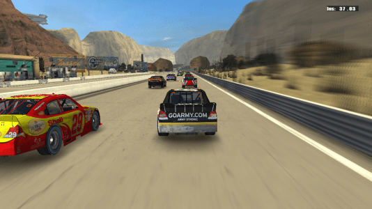 NASCAR - Team Racing [Standard model] screenshot