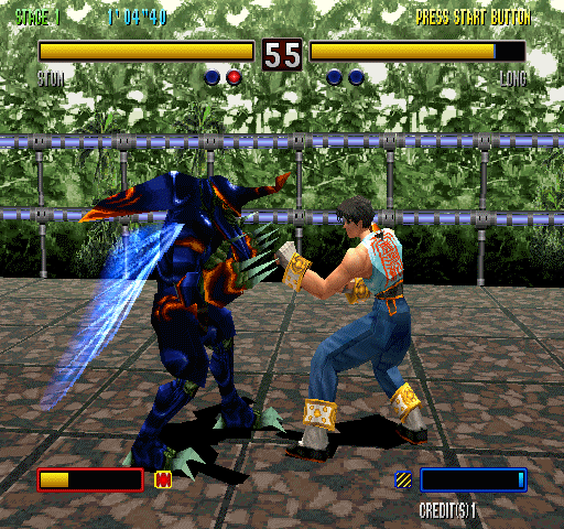 3445 2 Bloody Roar 2   Portable (PC)megaupload