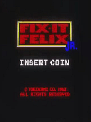 Fix it Felix Jr. screenshot