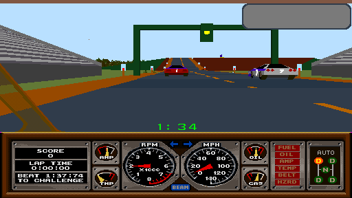 Street Drivin' screenshot