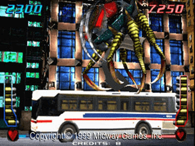 Invasion - The Abductors screenshot