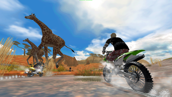 The Fast and the Furious - Super Bikes 2 screenshot