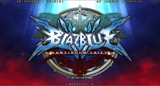 BlazBlue Continuum Shift screenshot